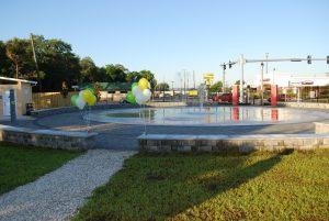 McSwain Park Splash Pad