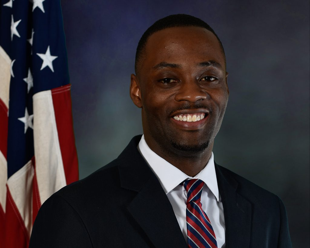 Council Member Jaccarie Simons