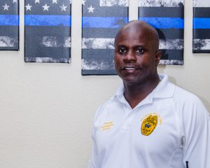 Assistant Marshal Gary Evans - Police Department