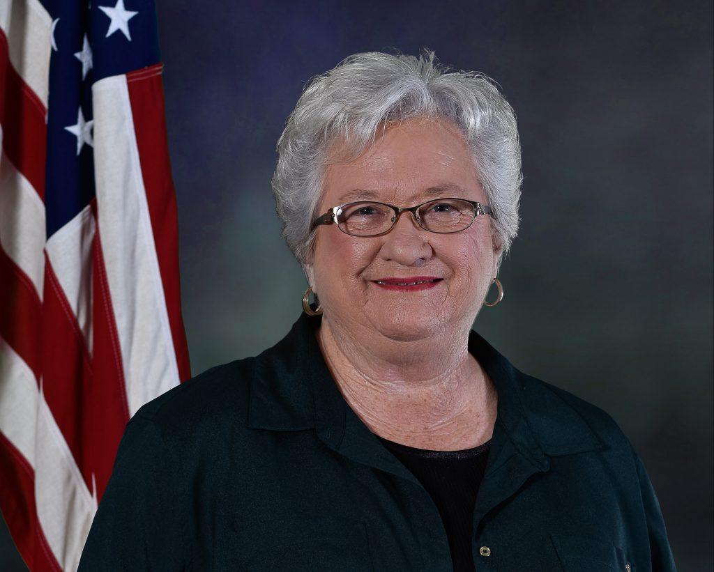 Council Member Judy Wertz-Strickland