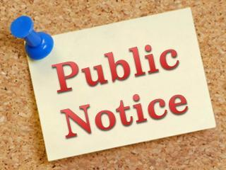 PUBLIC NOTICE – The City of Arcadia seeks comments from their citizens. ( Notices below in English, Spanish, Haitian Creole