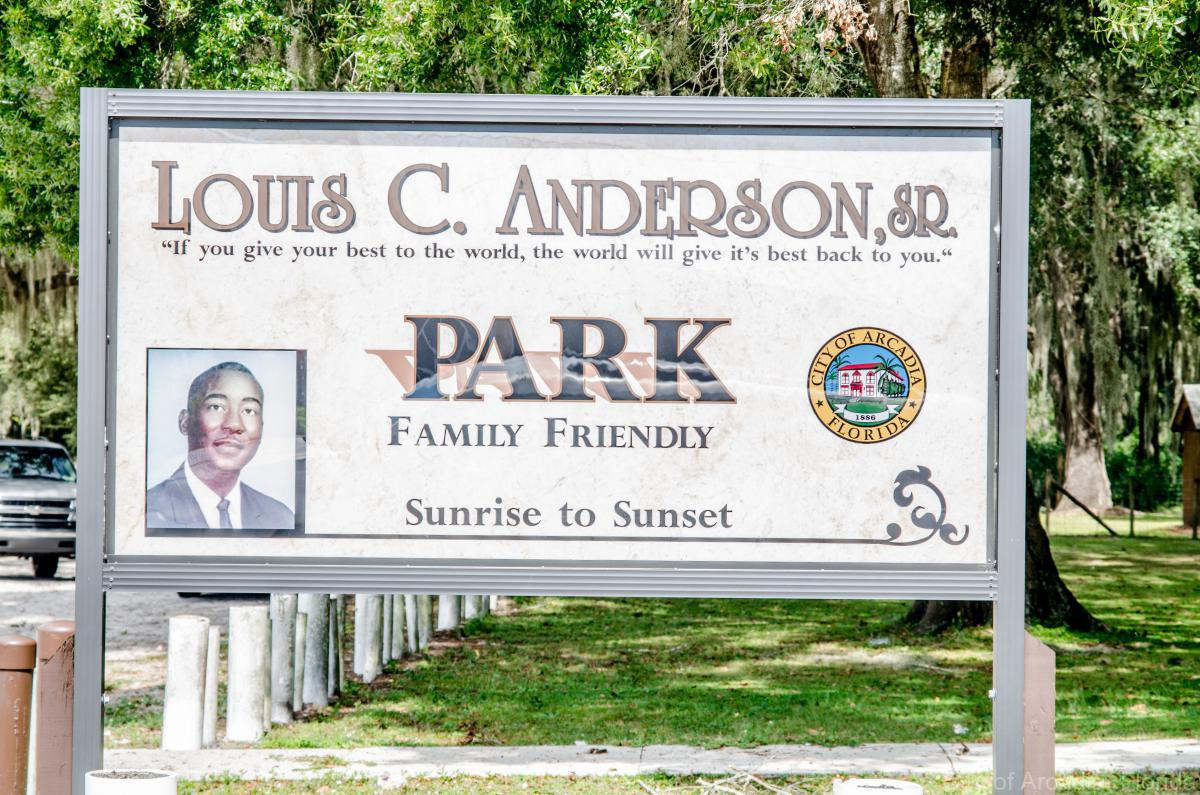 Louis C. Anderson, SR. Park