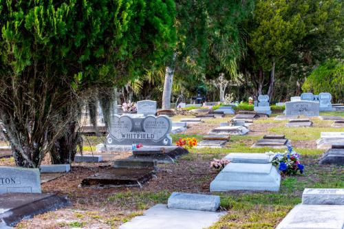 Oak Ridge Arcadia, Florida Cemetery