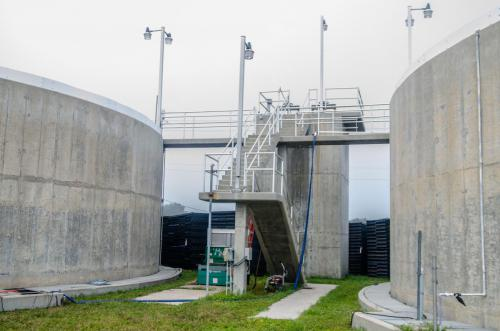 City of Arcadia Waste Water Treatment Plant