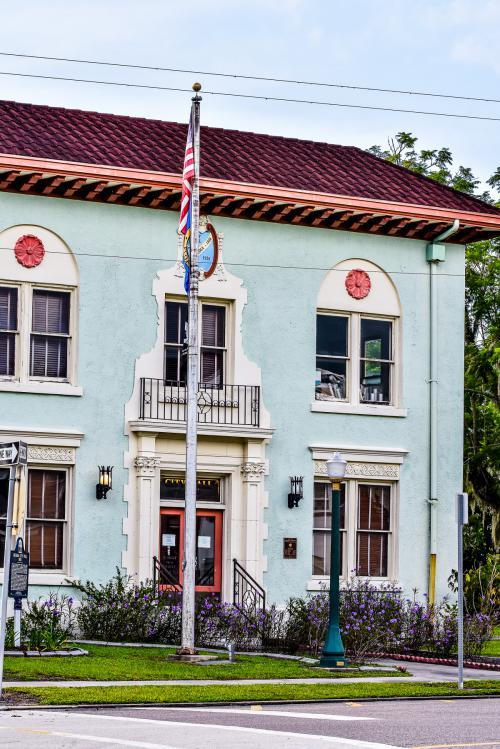 Historic Arcadia City Hall